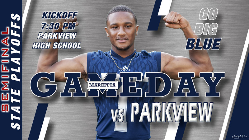 Game 14 - Parkview