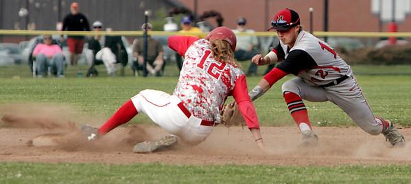 Marblehead vs Masco Baseball