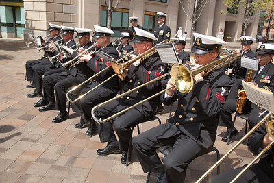 Blessing of the Fleets - at the U.S. Navy Memorial (2012)