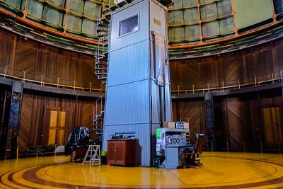 Lick Observatory July 2016