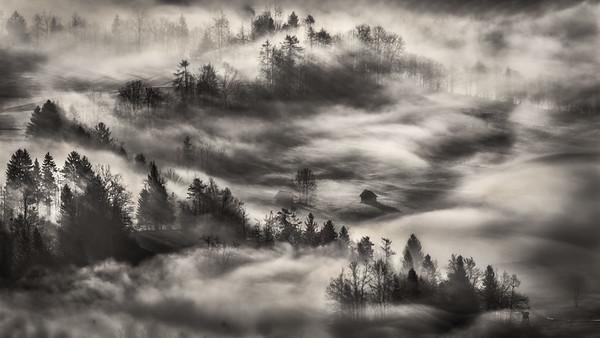 Misty Slovenia