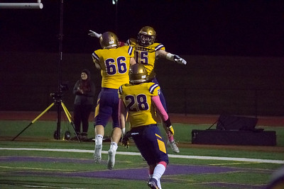FOOTBALL SECTIONALS Griffith VS Hobart 2021