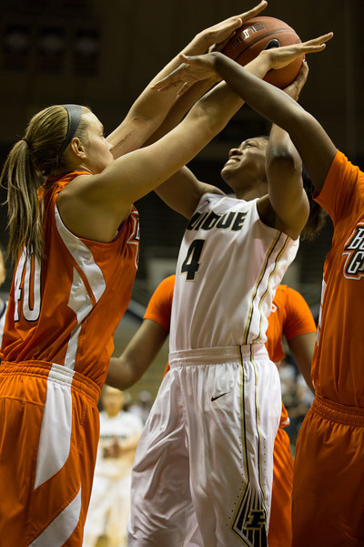 NCAA WOMEN'S BASKETBALL  2013 - December 22 Purdue vs. Bowling Green