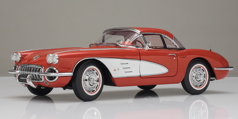 AUTOart 1959 Corvette