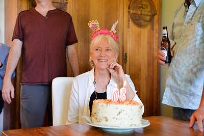 Mary Ann's 80th!