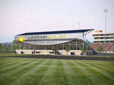 Legend Solar Stadium
