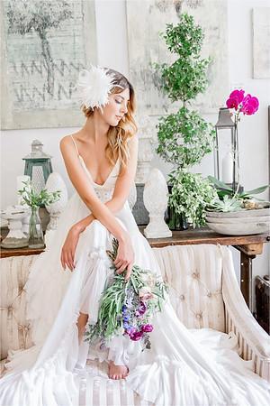 Cristalle Brides Shoot