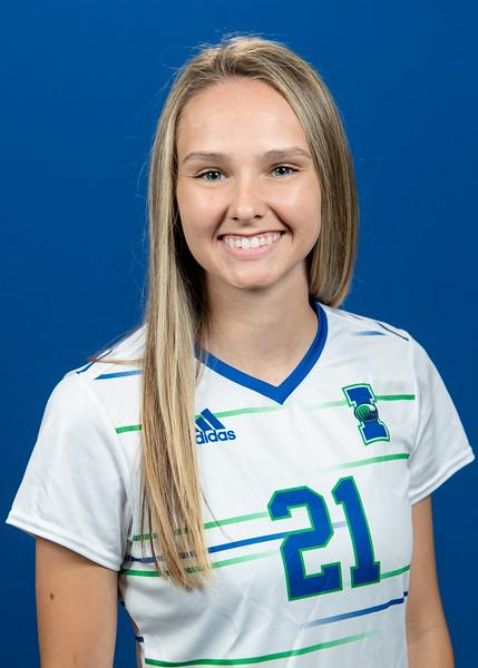 Megan Dodd - Women's Soccer