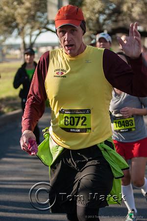 2013 Austin Marathon & Half