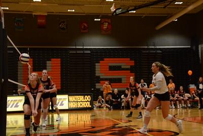 WHS Volleyball Jerseyville
