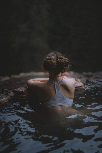 malorie & the hot springs