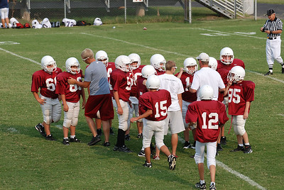 Tuttle Football - 9/1/2009