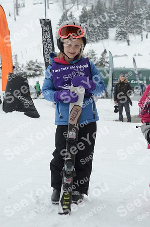 Tiny Tots Ski School 3-7-13