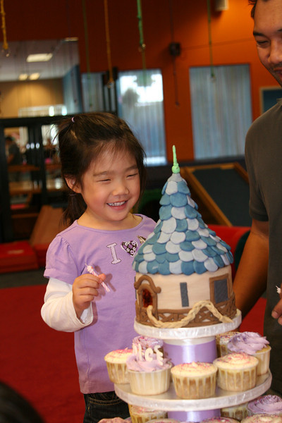 Alice's fifth birthday