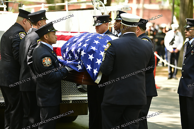 LODD Funeral of Ricardo Torres, New Haven, CT 05/20/21