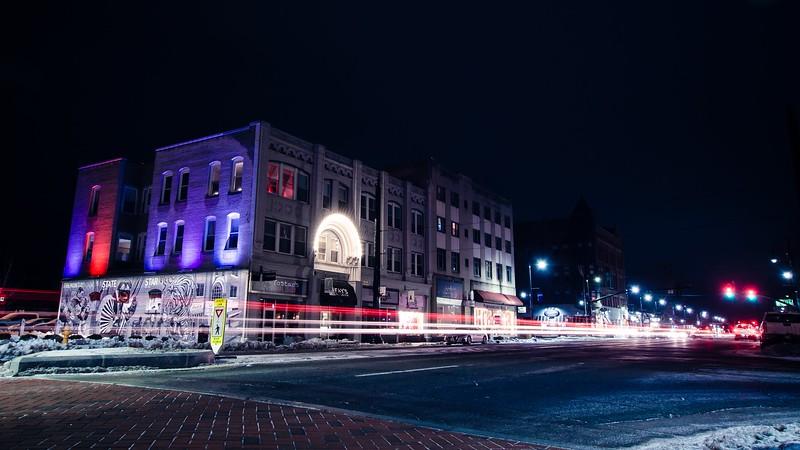 Downtown Nashua, NH