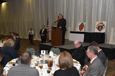 Priests and Clergy Appreciation banquet