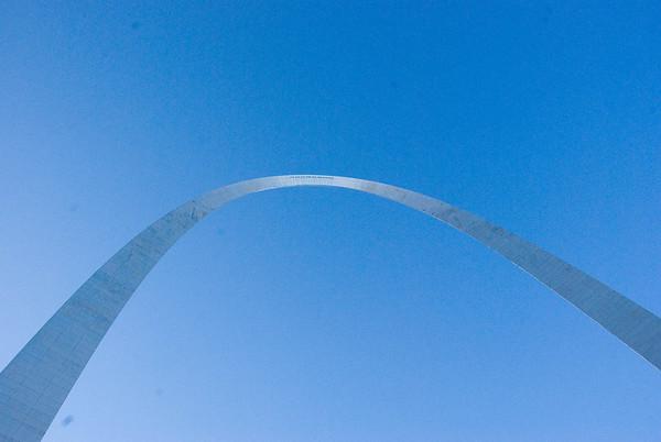 St Louis Arch Trip