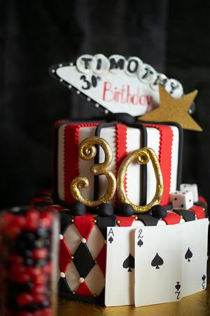 Tims 30th Birthday