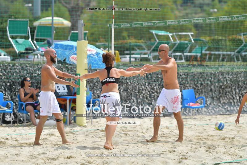 """5ª Edizione Memorial """"Claudio Giri"""" presso Zocco Beach San Feliciano PG IT, 25 agosto 2018 - Foto di Michele Benda per VolleyFoto [Riferimento file: 2018-08-25/ND5_9202]"""