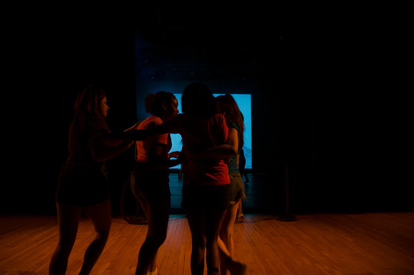 MFA Thesis II 2015: The Remedy: A MOVEment MoveMENT