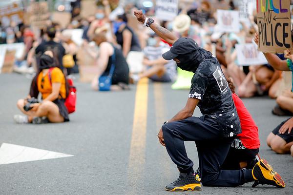 Black Lives Matter Protest in Great Barrington-060620