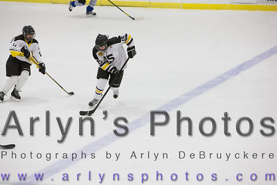 Hutch Girls Hockey vs Rogers
