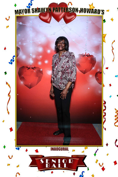Mayor Shawyn Patterson-Howard's Inaugural Senior Ball