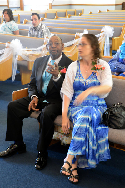 Frances and Brad's Wedding