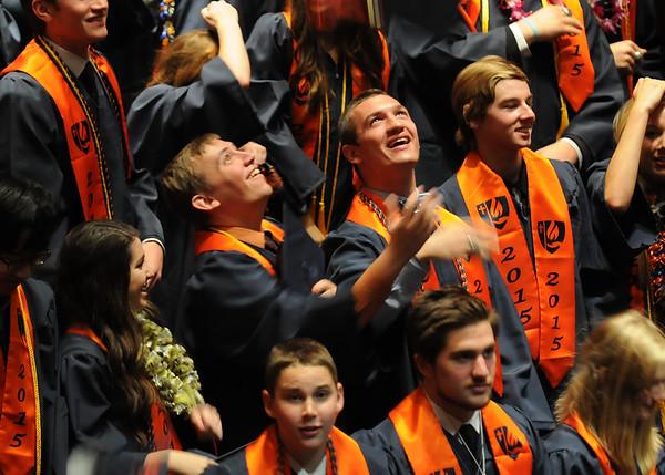 Marek's Graduation