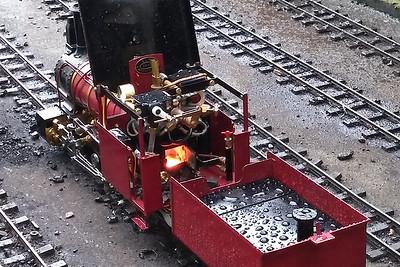 Paddock Railway