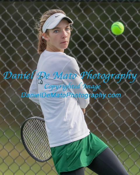 2018 Girls Tennis State Qualifier 10-16-18