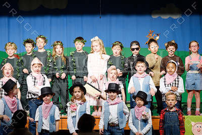 2018-19 First Grade Play - Three Piggy Opera
