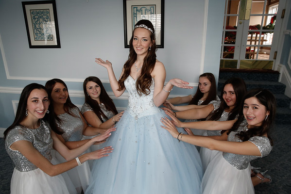 Shannon Budgell's Sweet 16th