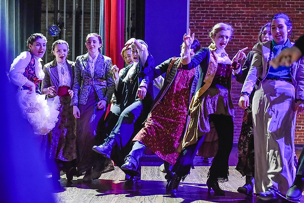 """Winter Musical - """"The Mystery of Edwin Drood"""""""