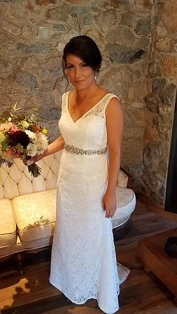 Victoria and Derek Wedding