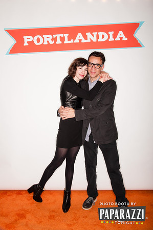 Portlandia Wrap Party 2013