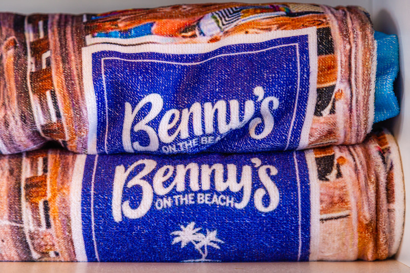 Benny's on the Beach, located at 10 S Ocean Blvd, Lake Worth, on Wednesday, November 20, 2019. [JOSEPH FORZANO/palmbeachpost.com]