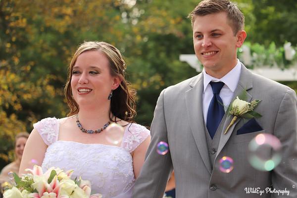 Andrew and Kayla Wedding Day