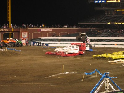 Monster Truck Show Feb 2004