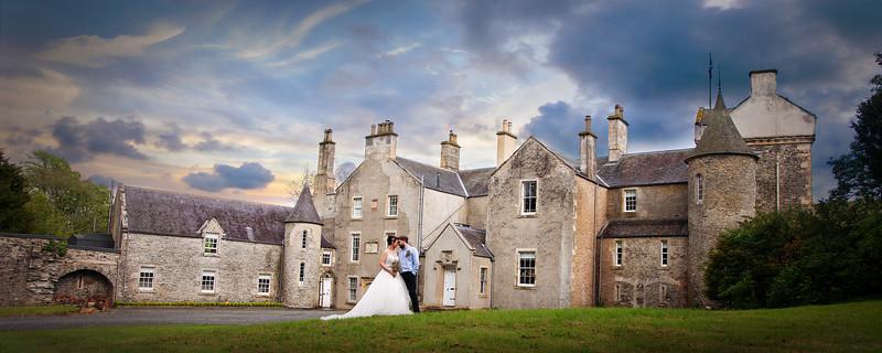 Branxholme Castle Wedding Hawick