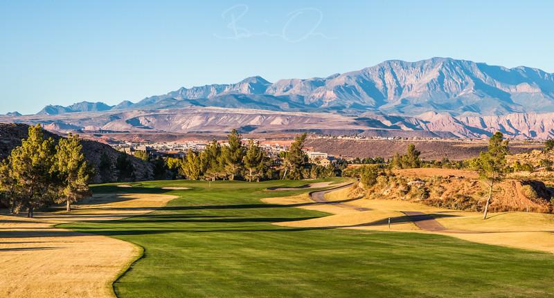 St. George Golf Club Photography
