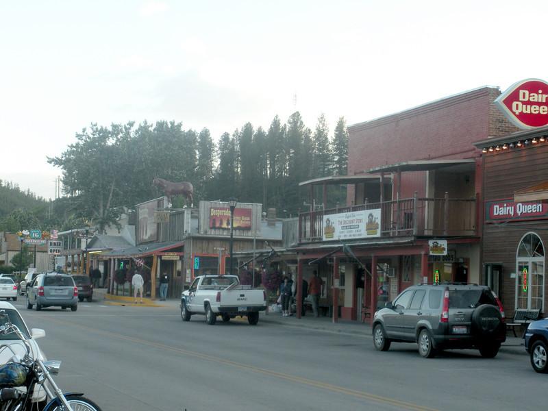 Hill City, South Dakota