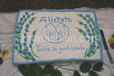Allstate Insurance Company - 60th Anniversary Celebration - June 13, 2001