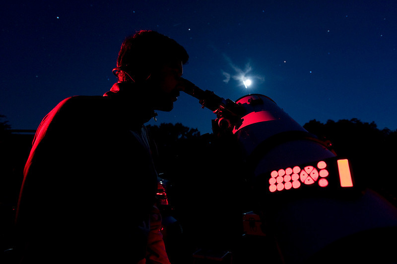 Amateur Astronomers in Michigan