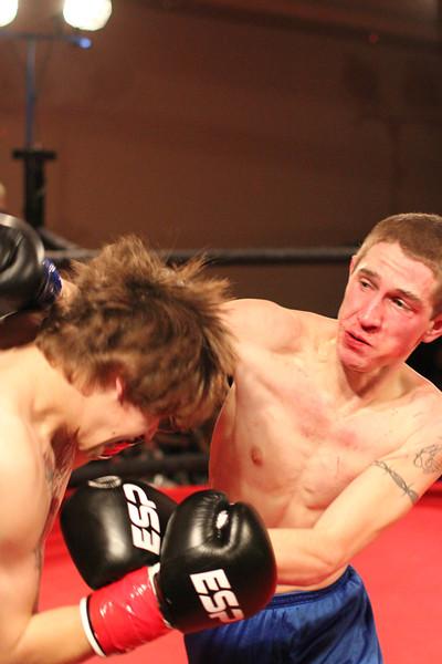 Mitch Wayland vs Chase Chamberlin