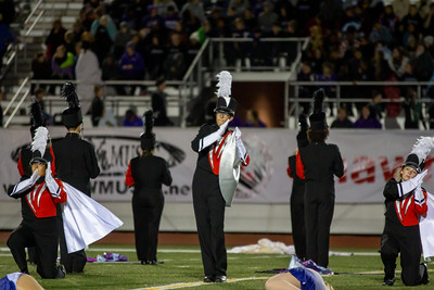 10/12/19 Shawnee Mission North Marching Festival