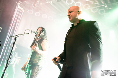 Disturbed and Nonpoint March 11th, 2016