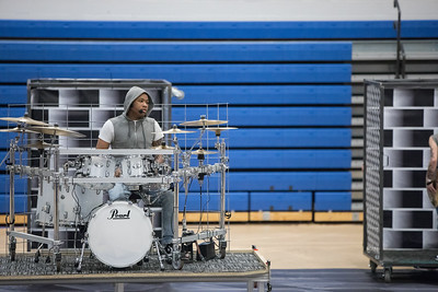 Lee's Summit HS Percussion