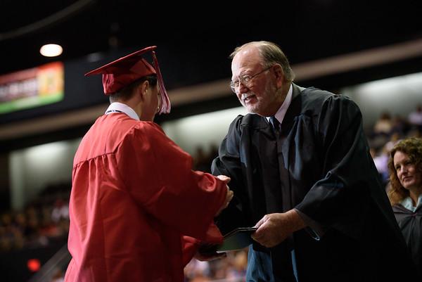 2016 Bennett Graduation